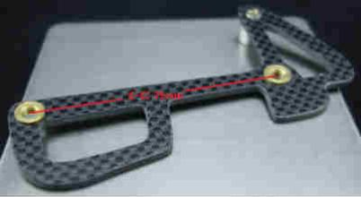 Carbon Fiber Inner Cage Plate Sram XX1 - X01