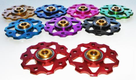 Precision Billet Jockey Wheel